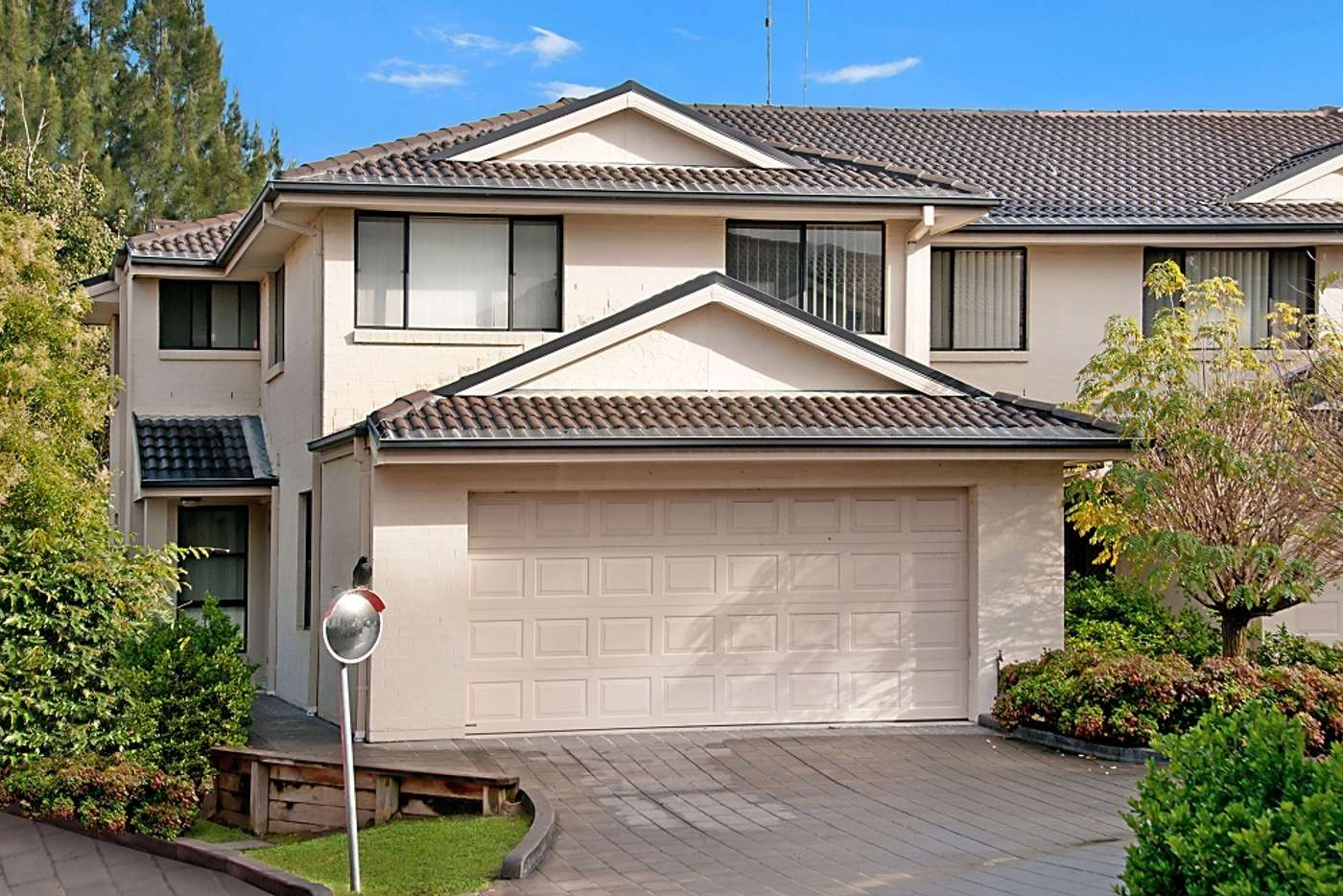 Main view of Homely townhouse listing, 1/164 Albany Street, Point Frederick NSW 2250