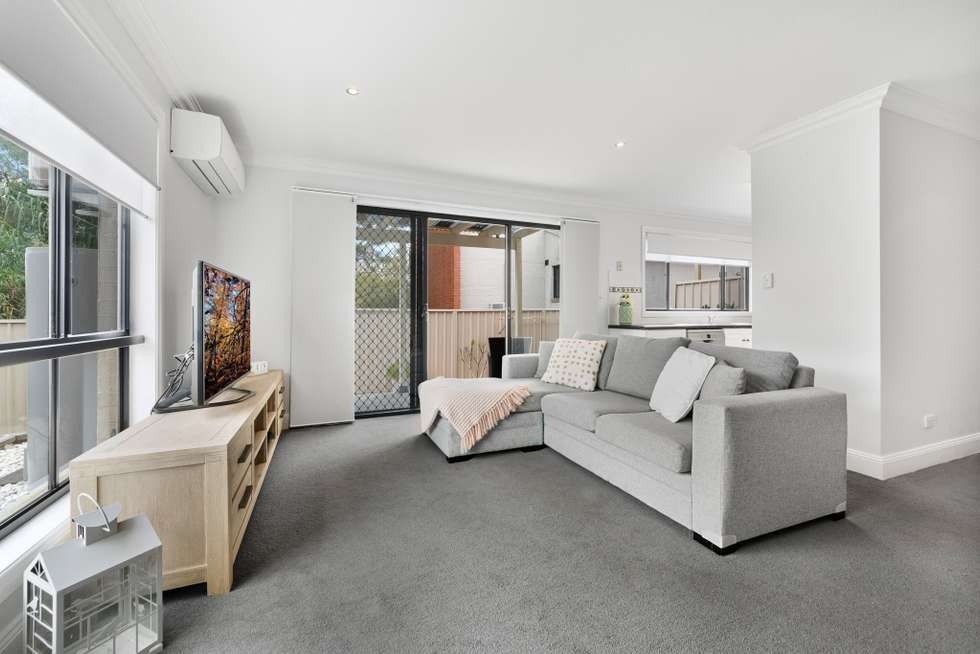 Second view of Homely townhouse listing, 1/164 Albany Street, Point Frederick NSW 2250