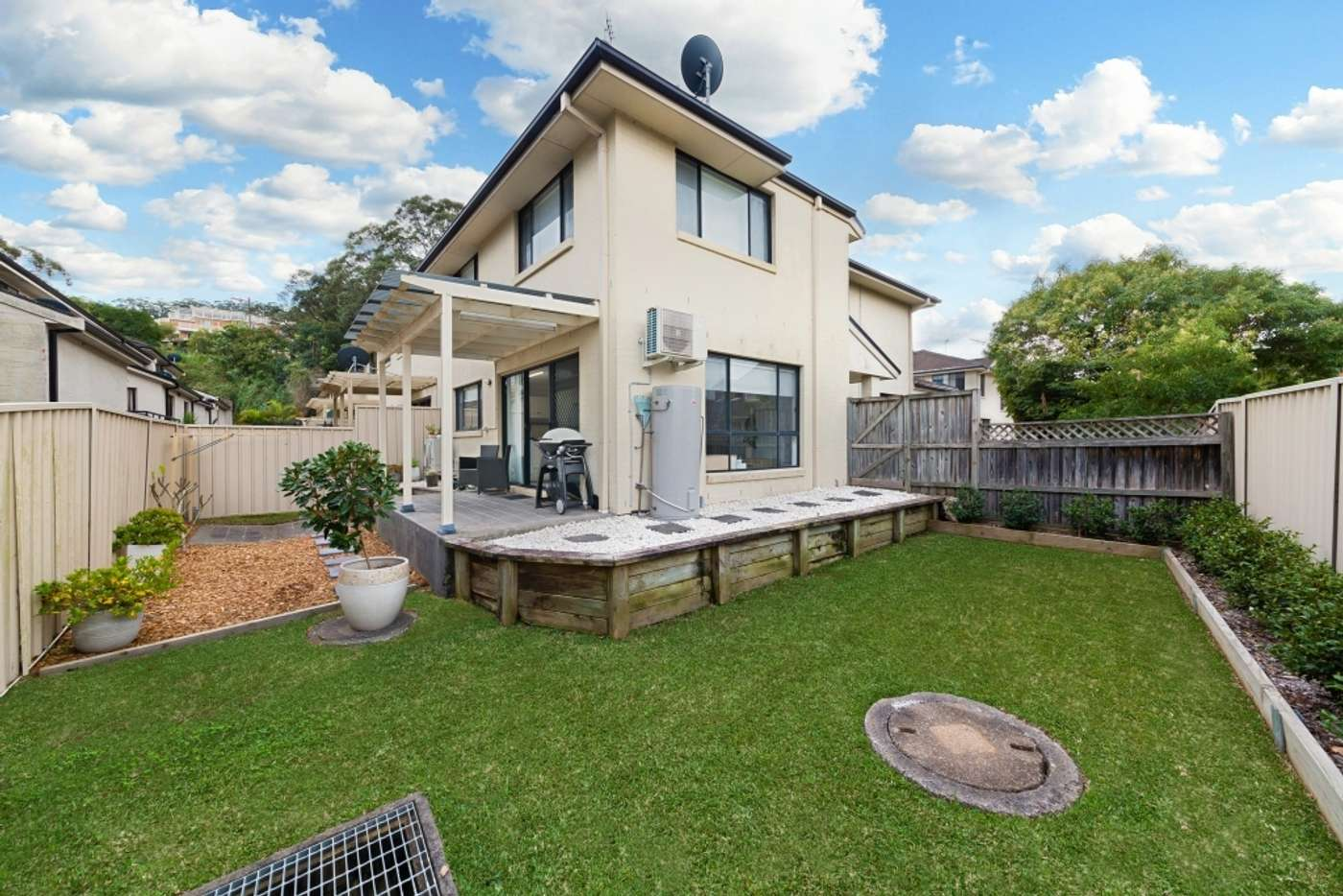Fifth view of Homely townhouse listing, 1/164 Albany Street, Point Frederick NSW 2250