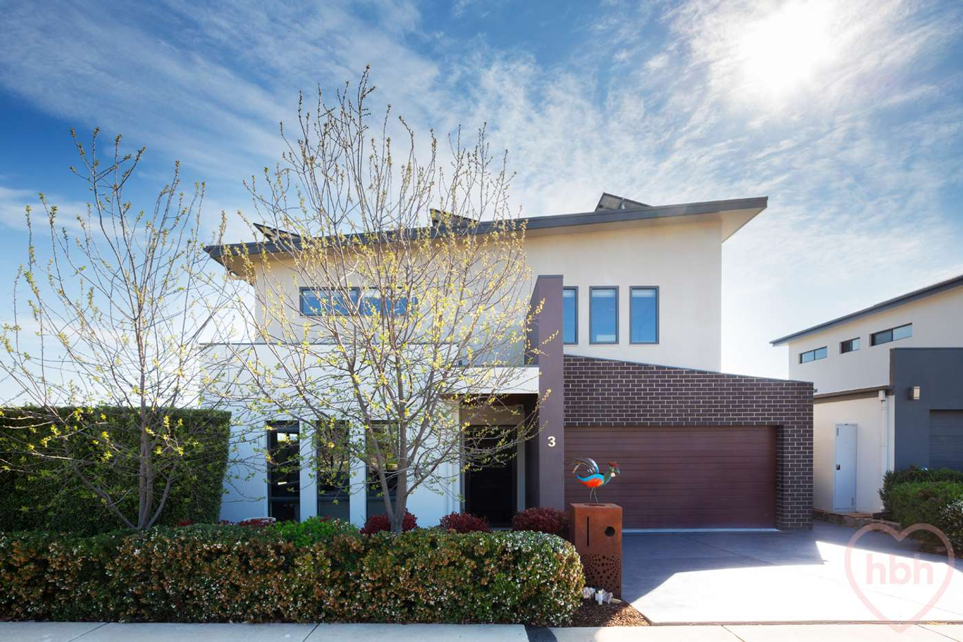 Main view of Homely house listing, 3 Blizzard Circuit, Forde ACT 2914