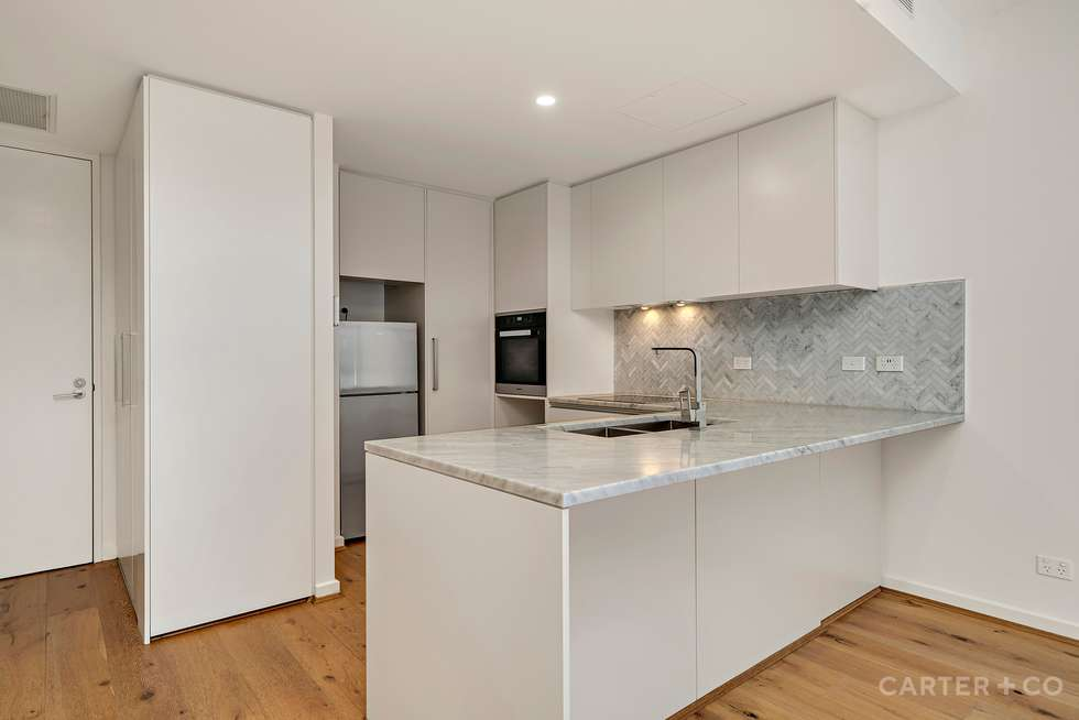 Second view of Homely apartment listing, 211/6 Provan Street, Campbell ACT 2612