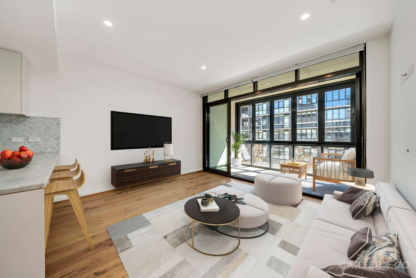 Fifth view of Homely apartment listing, 211/6 Provan Street, Campbell ACT 2612