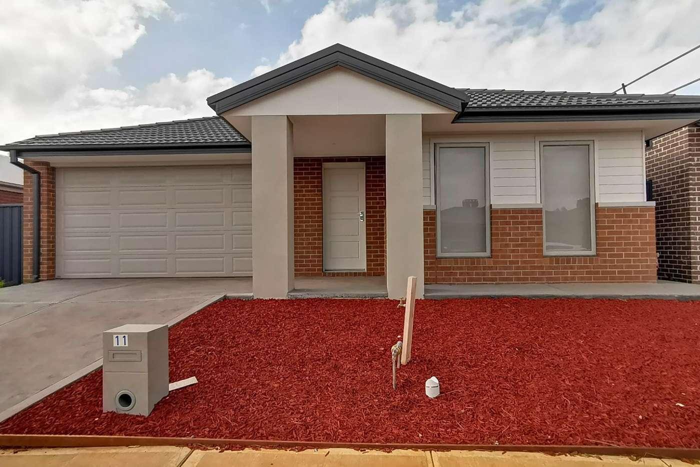 Main view of Homely house listing, 11 Wonnangatta Crescent, Weir Views VIC 3338