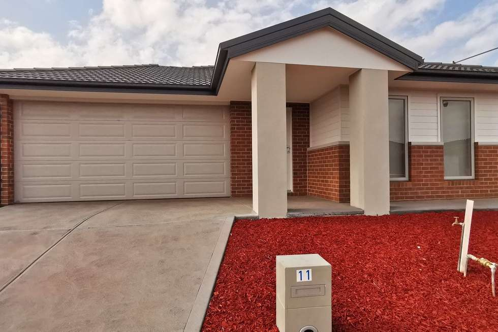 Second view of Homely house listing, 11 Wonnangatta Crescent, Weir Views VIC 3338