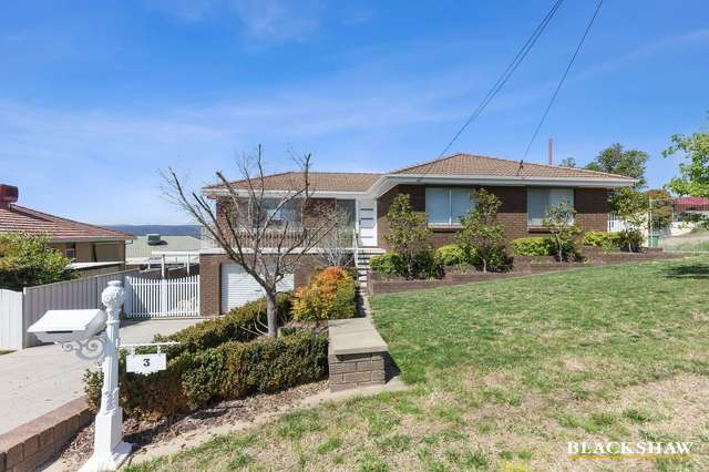 3 Hovea Place, Queanbeyan NSW 2620