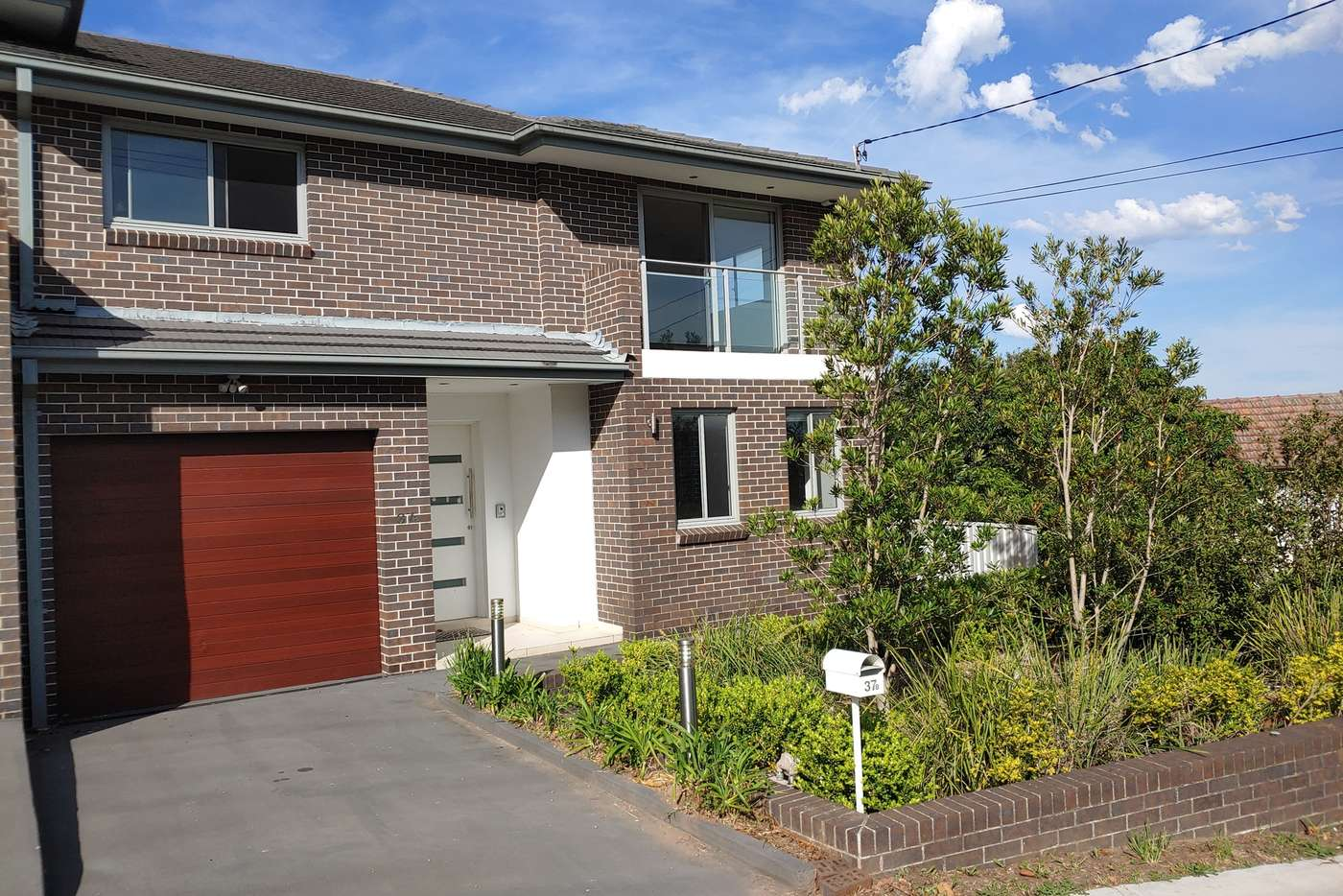 Main view of Homely semiDetached listing, 37B Hilder Road, Ermington NSW 2115