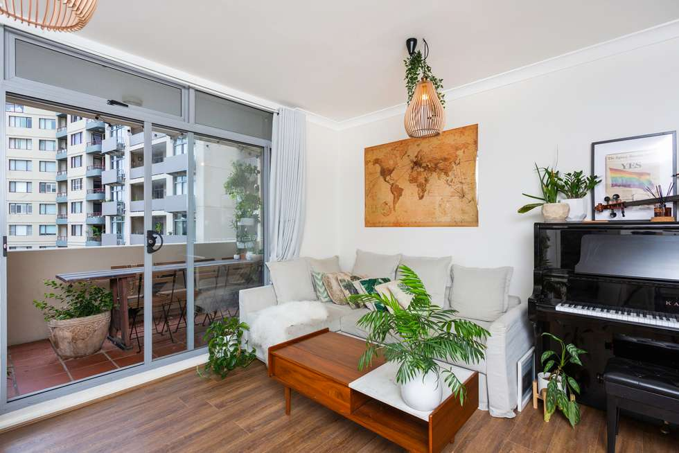 Fourth view of Homely apartment listing, 52/2-8 Brisbane Street, Surry Hills NSW 2010