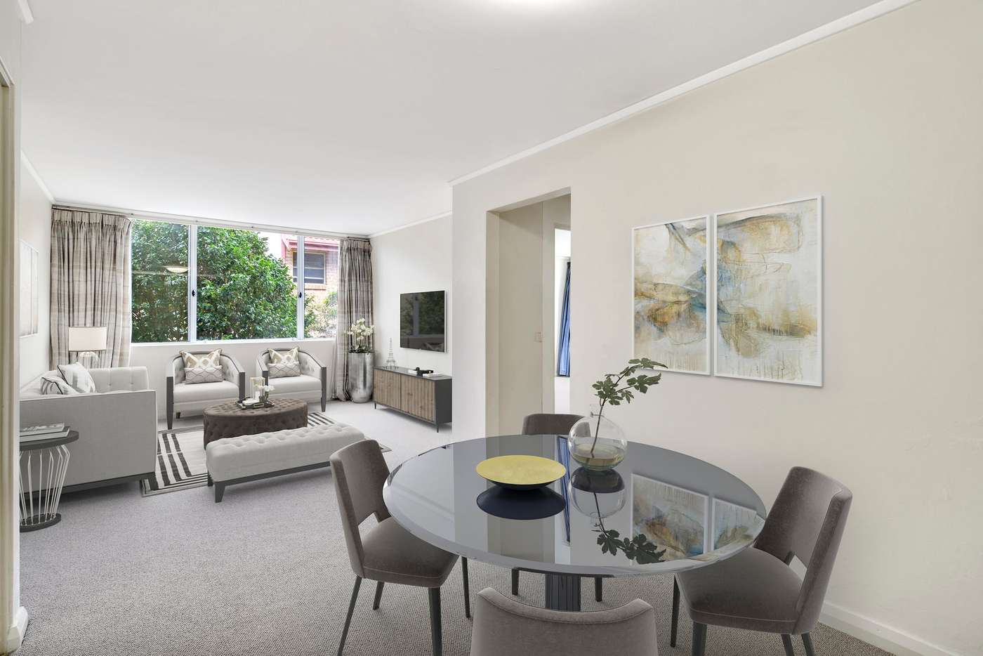 Main view of Homely apartment listing, 4/95 Shirley Road, Wollstonecraft NSW 2065