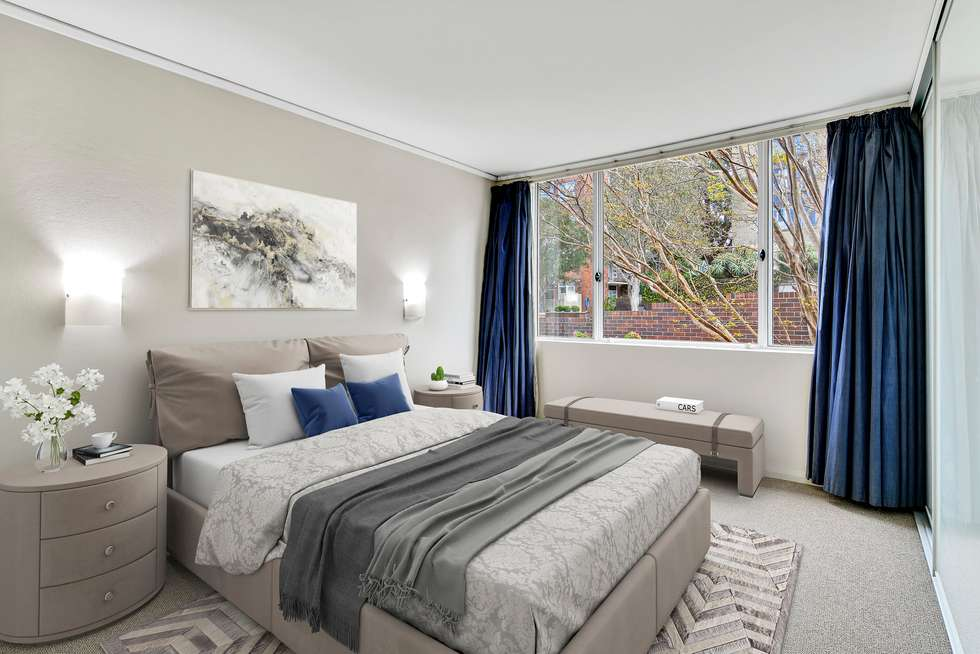 Second view of Homely apartment listing, 4/95 Shirley Road, Wollstonecraft NSW 2065