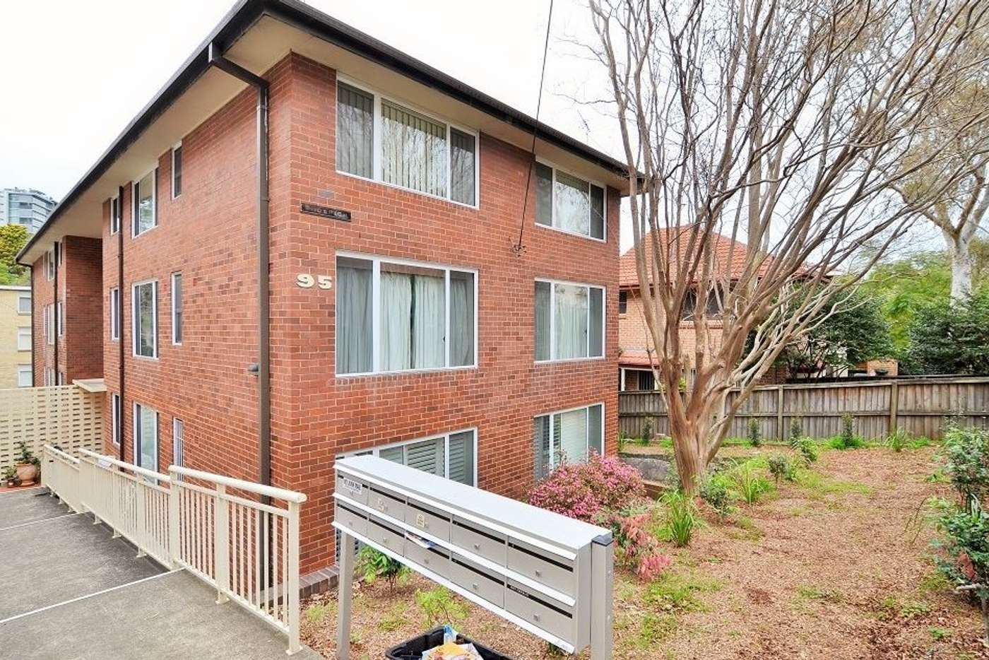 Fifth view of Homely apartment listing, 4/95 Shirley Road, Wollstonecraft NSW 2065
