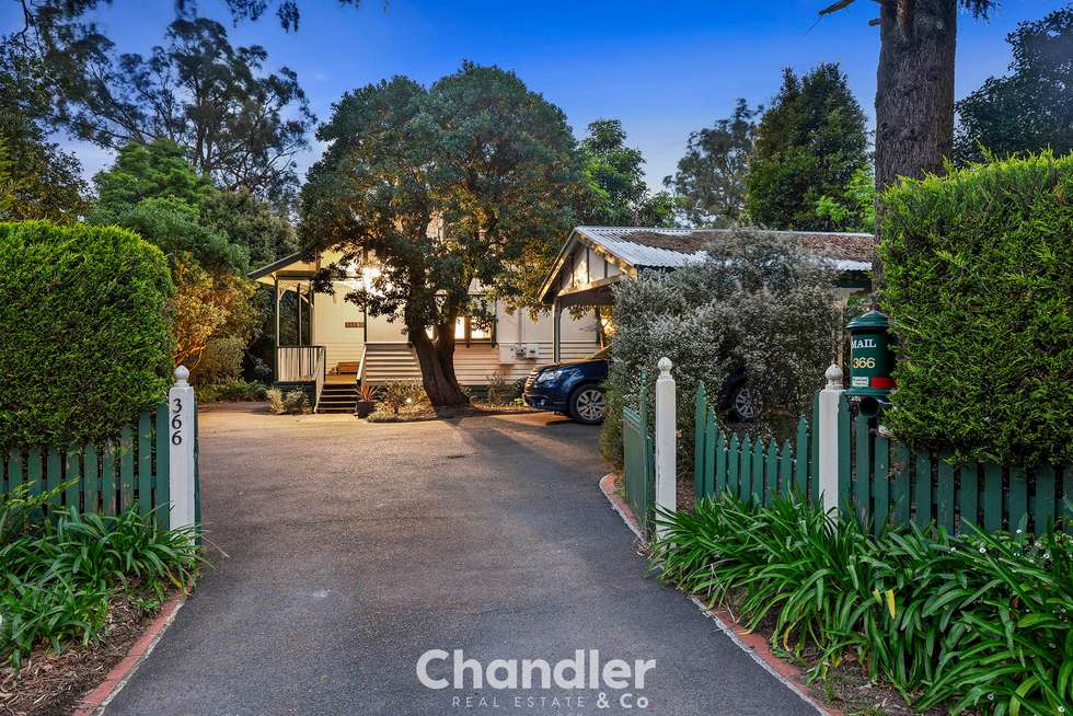 Second view of Homely house listing, 366 Glenfern Road, Upwey VIC 3158