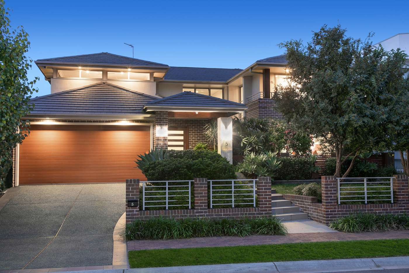 Main view of Homely house listing, 5 Craigend Place, Bella Vista NSW 2153
