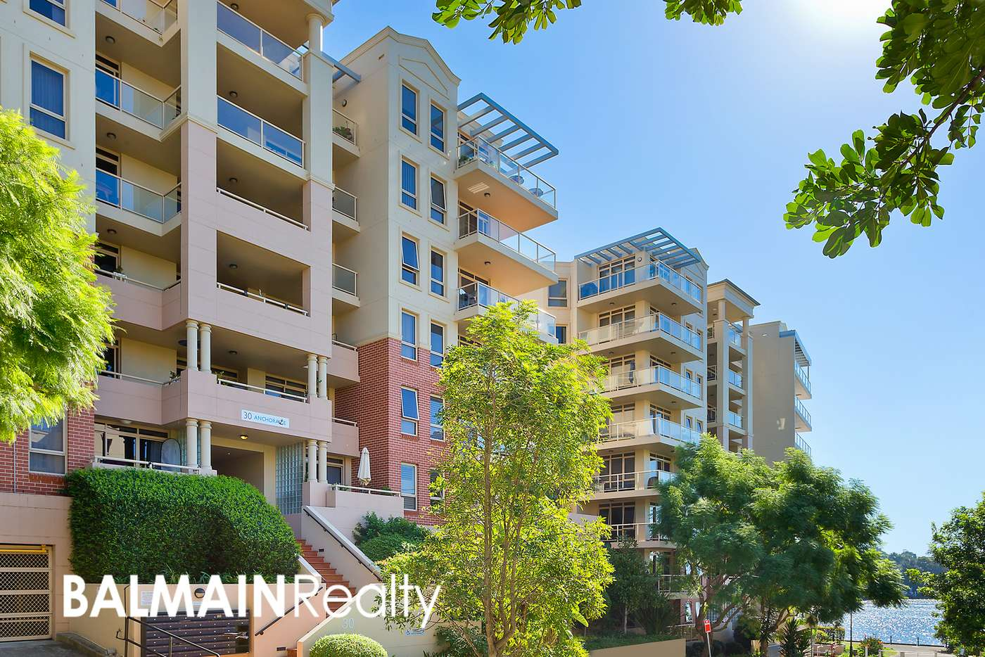 Main view of Homely apartment listing, 203/32 Warayama Place, Rozelle NSW 2039