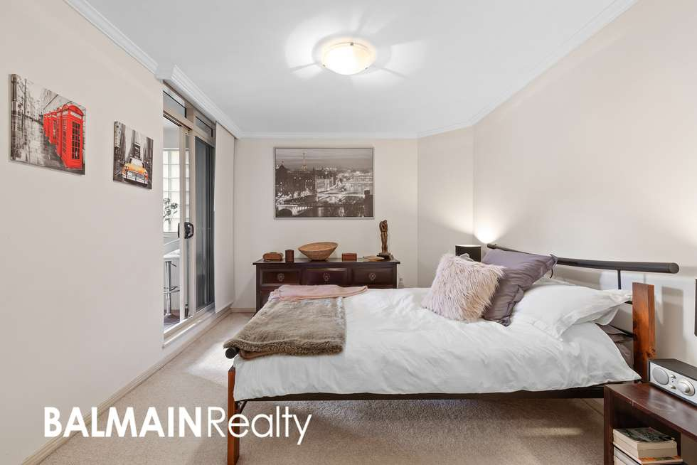 Second view of Homely apartment listing, 203/32 Warayama Place, Rozelle NSW 2039