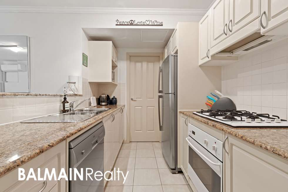 Fourth view of Homely apartment listing, 203/32 Warayama Place, Rozelle NSW 2039