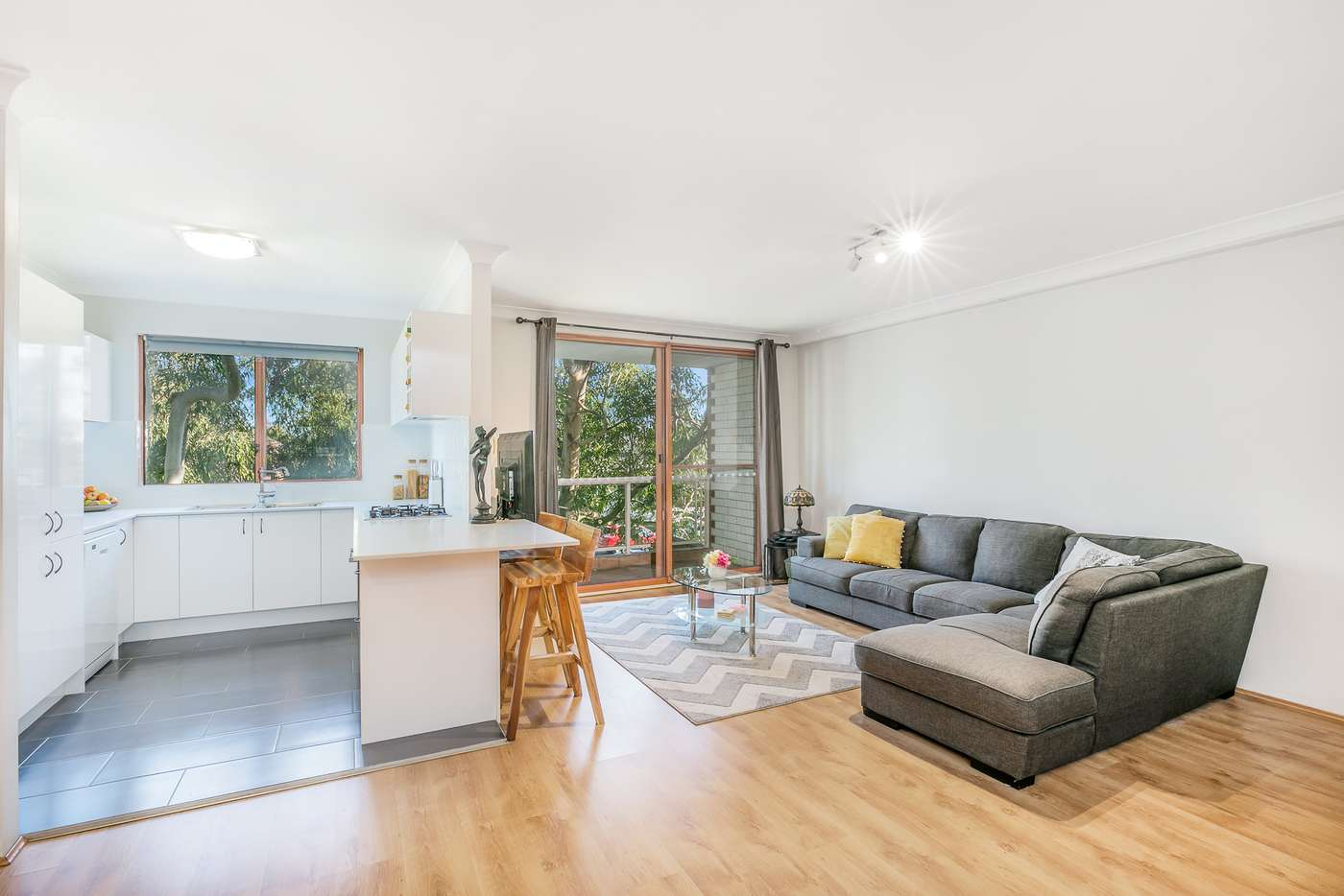 Main view of Homely unit listing, 6/351-353 President Avenue, Gymea NSW 2227
