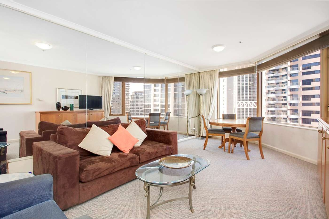 Main view of Homely apartment listing, 1409/100 Gloucester Street, Sydney NSW 2000