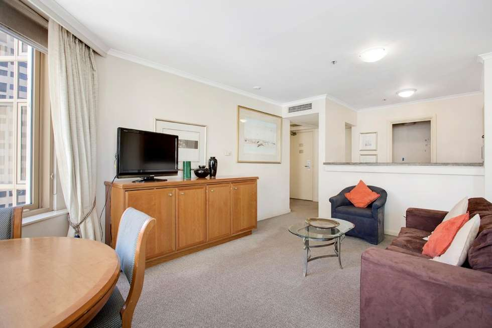Second view of Homely apartment listing, 1409/100 Gloucester Street, Sydney NSW 2000
