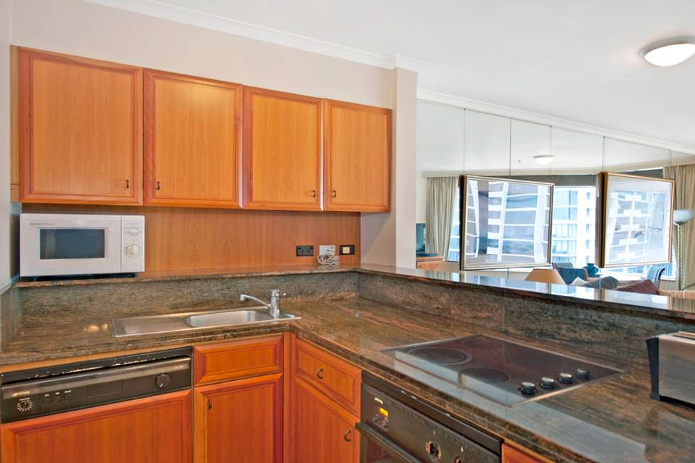 Third view of Homely apartment listing, 1409/100 Gloucester Street, Sydney NSW 2000