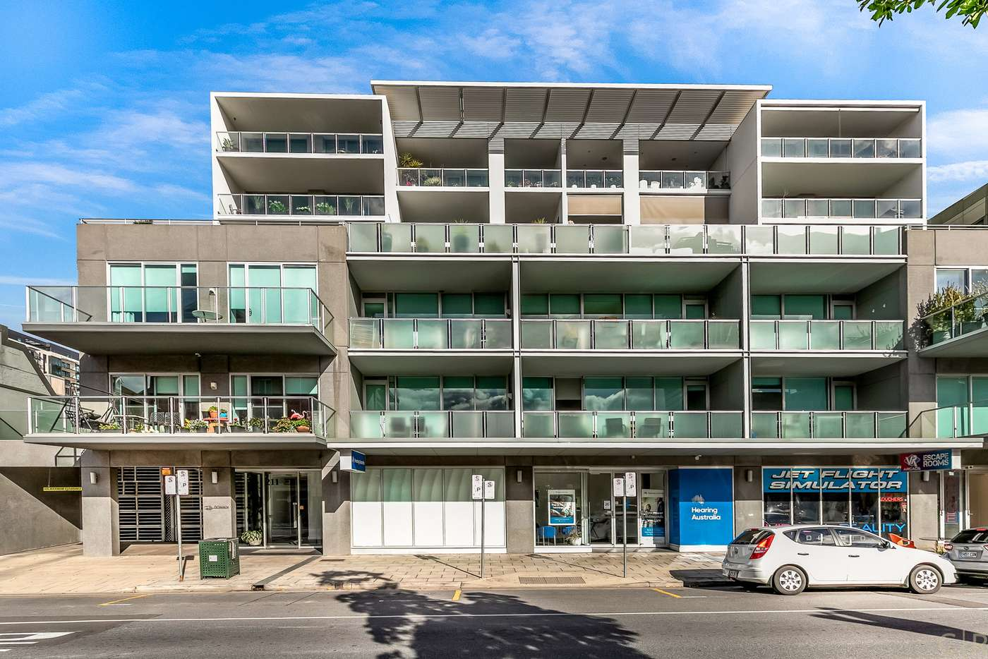 Main view of Homely apartment listing, 108/211 Grenfell Street, Adelaide SA 5000