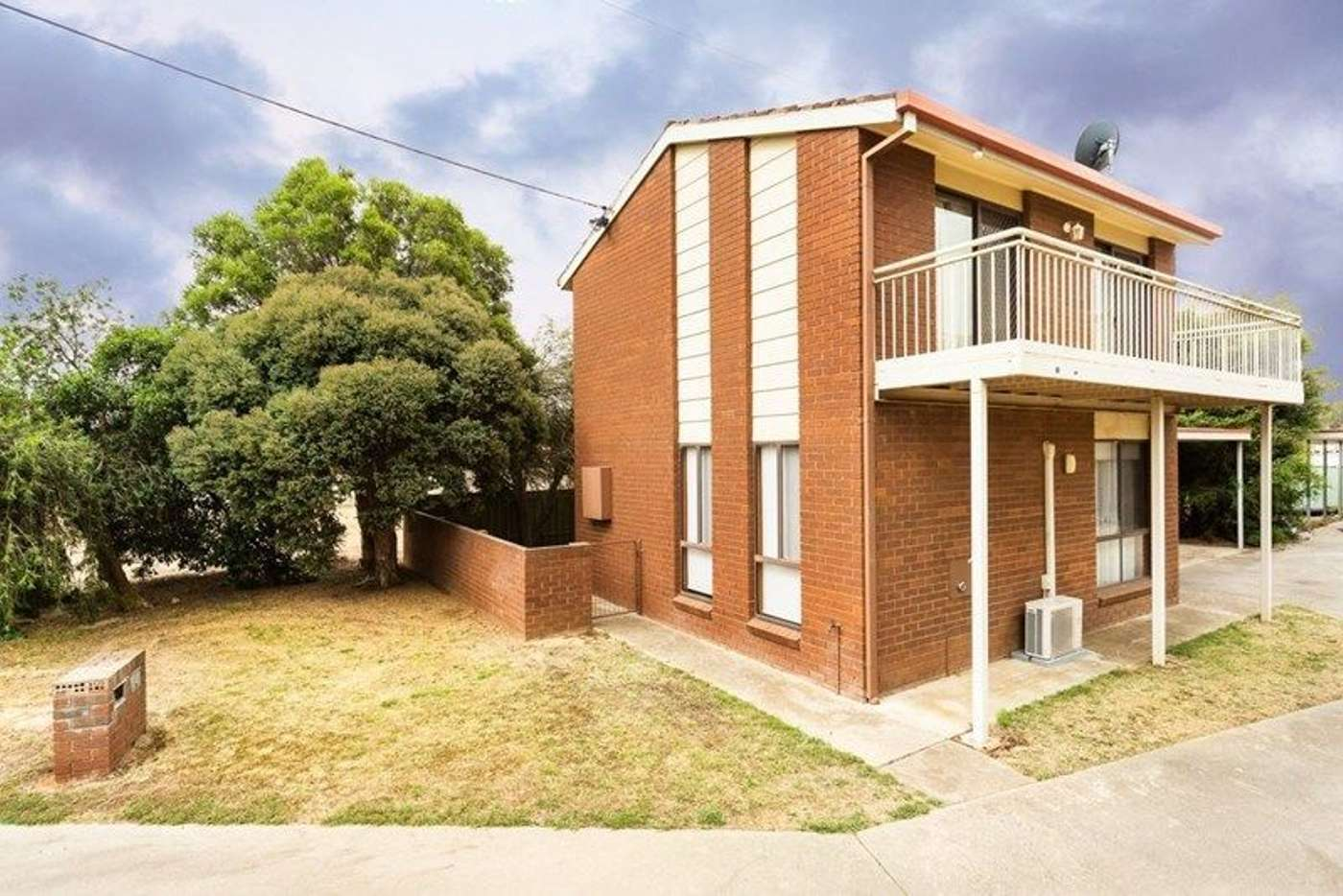 Main view of Homely unit listing, 1/4 Sunnyside Crescent, Walla Walla NSW 2659