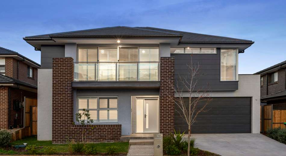 14 Bloomsdale Circuit, Box Hill NSW 2765