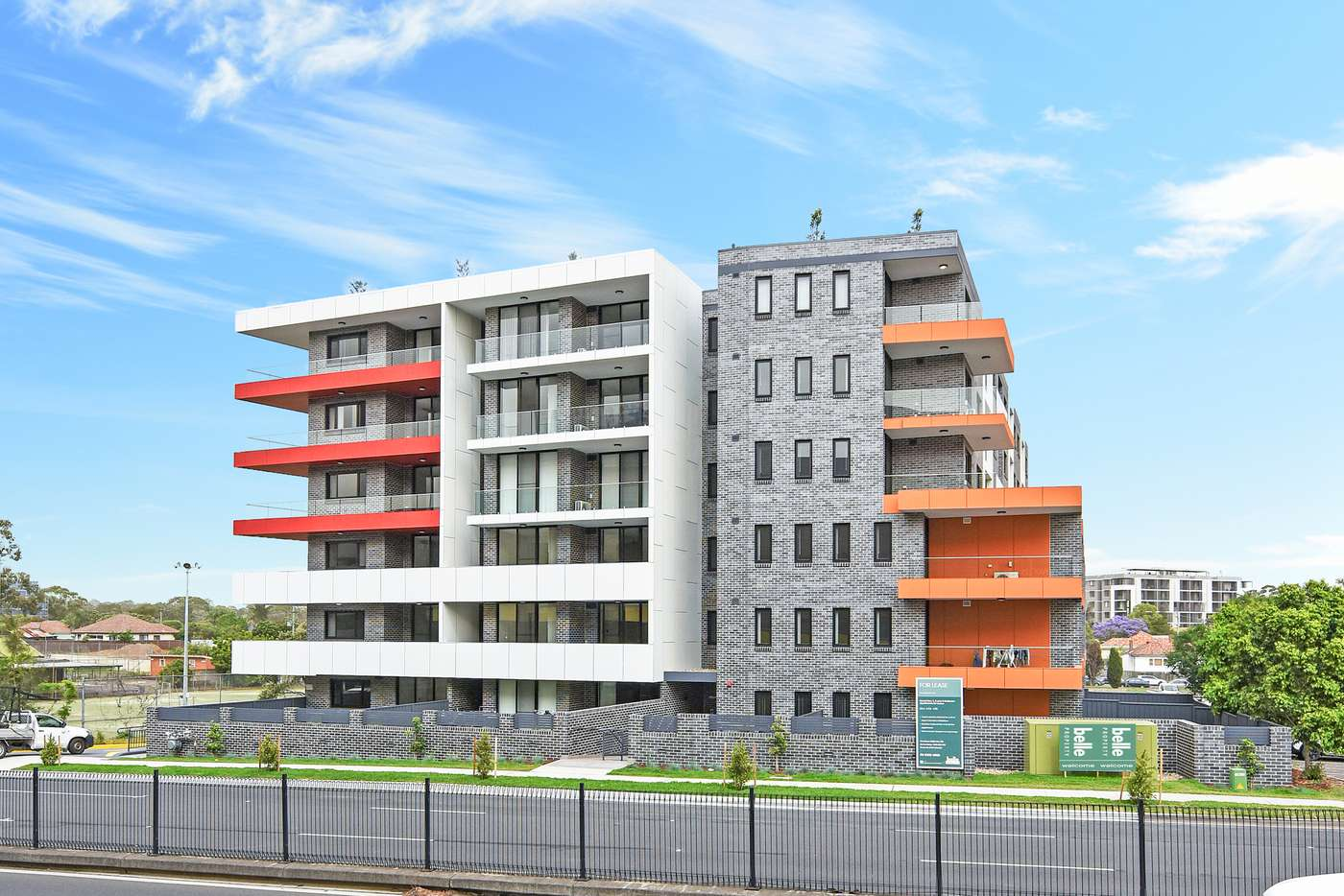 Seventh view of Homely apartment listing, 201/3 Balmoral Street, Blacktown NSW 2148