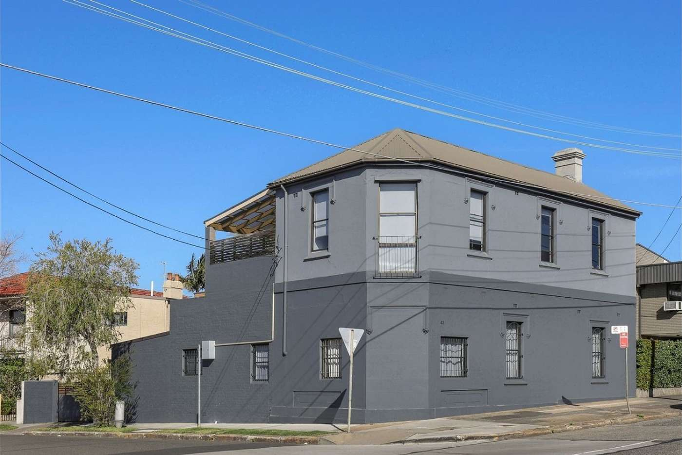 Main view of Homely apartment listing, 1/43 Crystal Street, Petersham NSW 2049