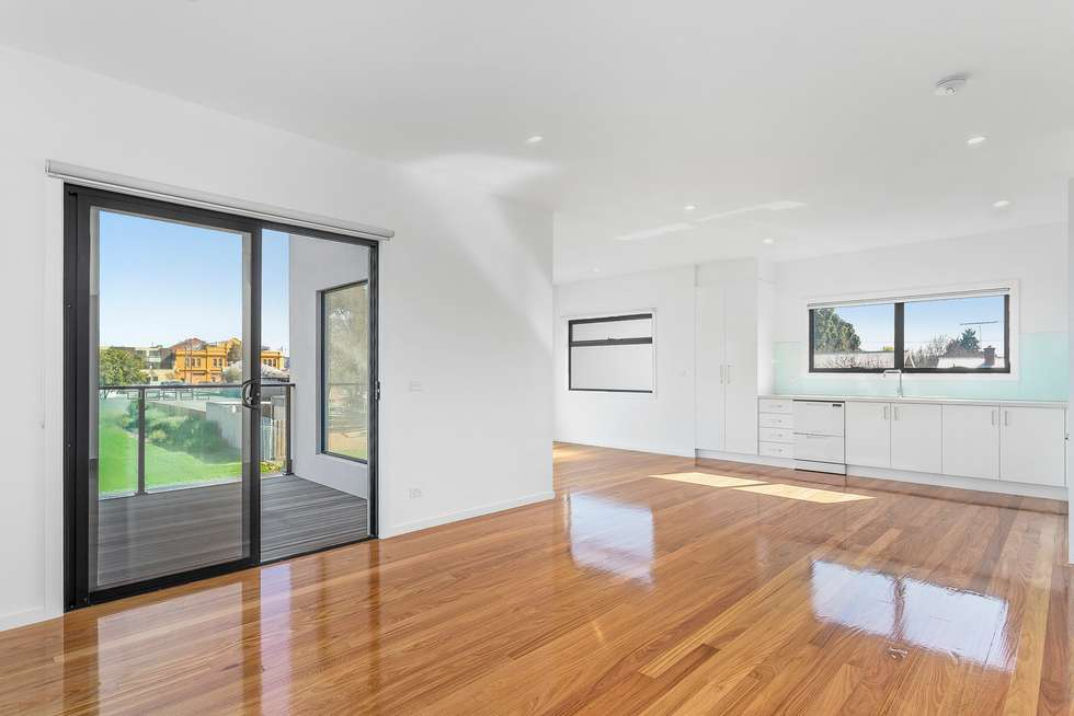 Second view of Homely townhouse listing, 6/198 Hyde Street, Yarraville VIC 3013