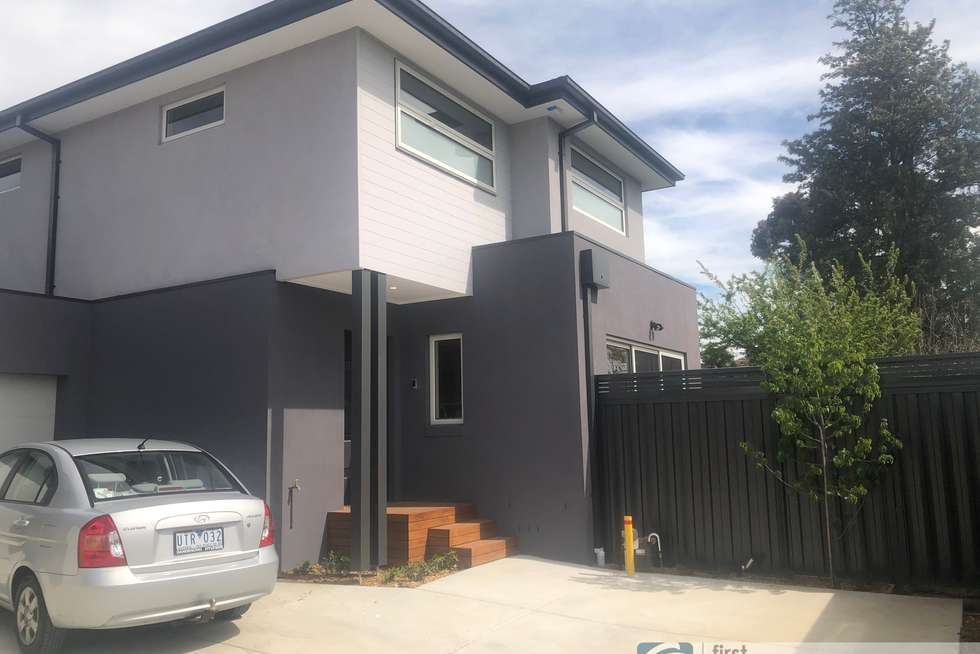 Third view of Homely townhouse listing, 3/25 George Avenue, Hallam VIC 3803