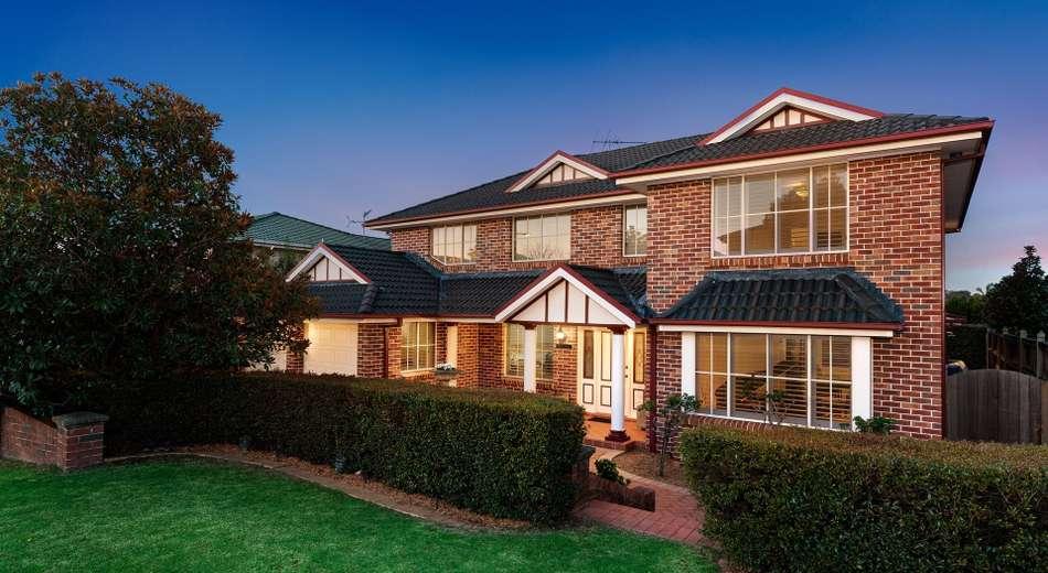 12 Molise Avenue, Kellyville NSW 2155
