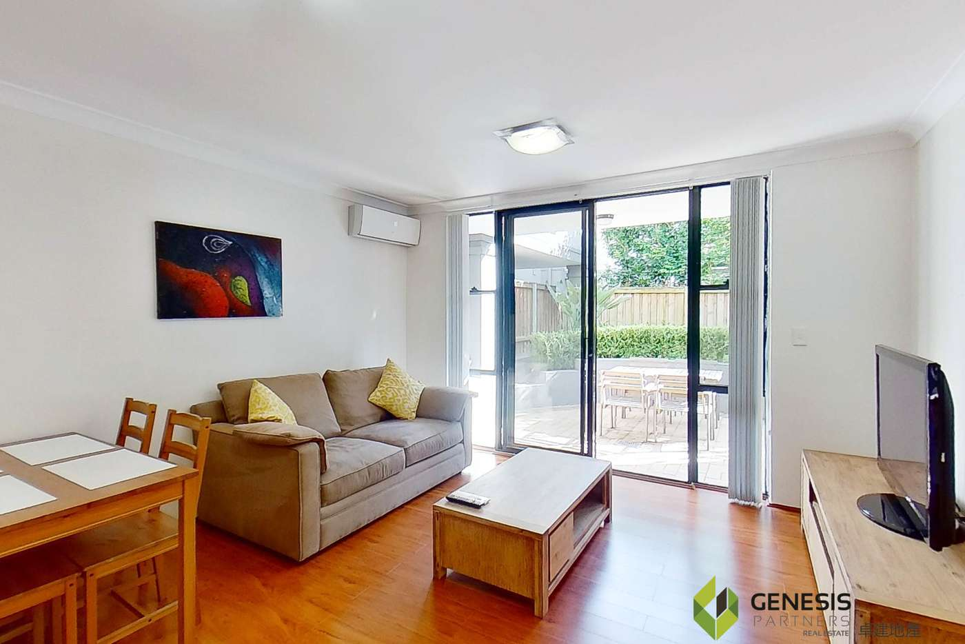 Main view of Homely apartment listing, 13/5-17 Pacific Highway, Roseville NSW 2069