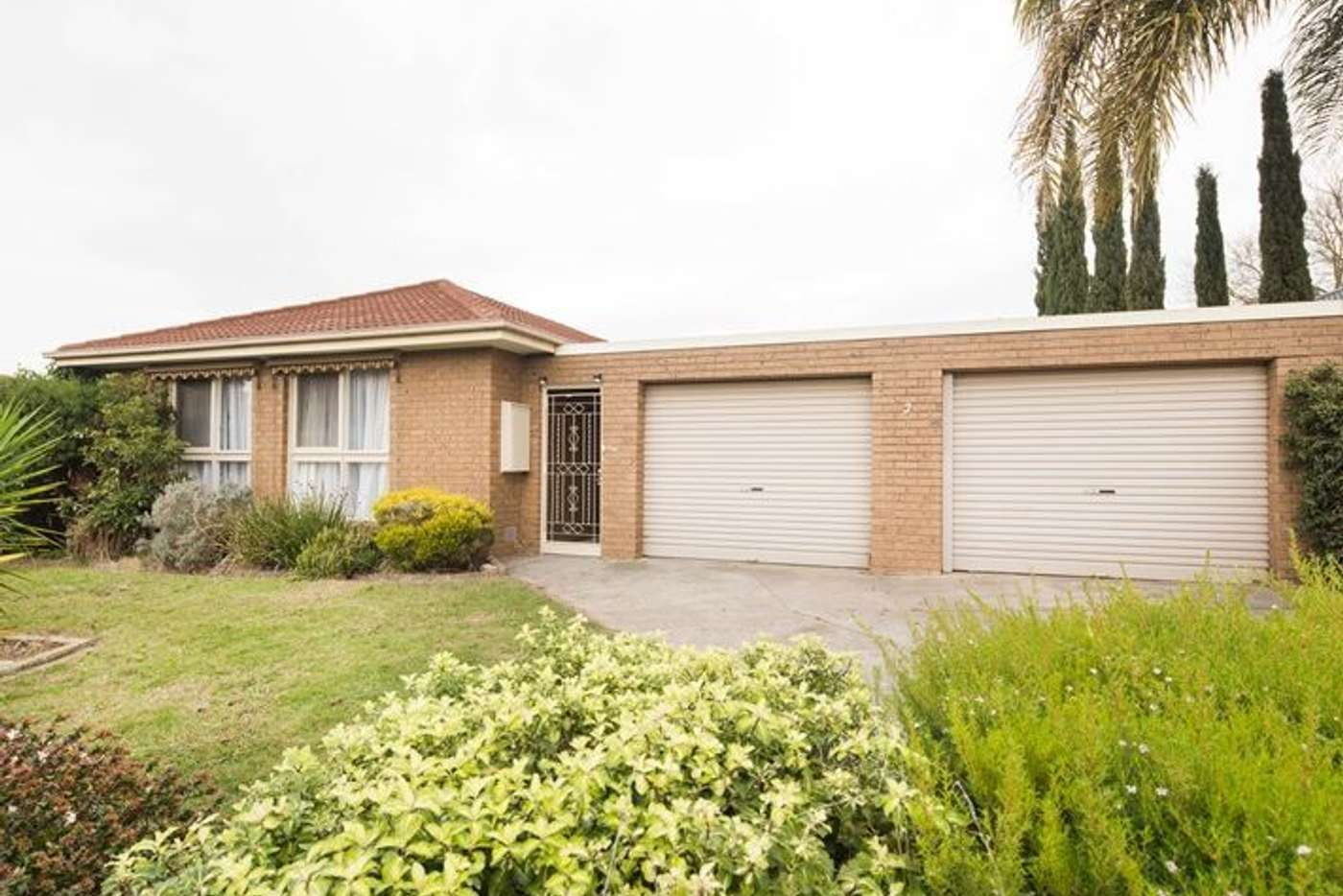 Main view of Homely house listing, 2 Saintsbury Crescent, Dandenong North VIC 3175