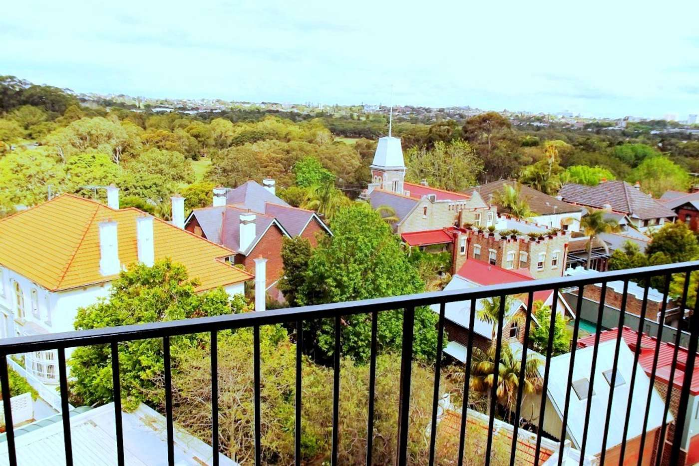 Main view of Homely apartment listing, 72/1-5 Cook Road, Centennial Park NSW 2021