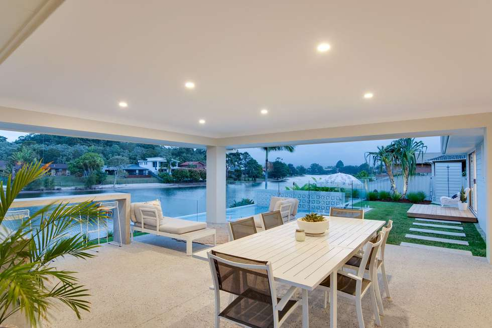 Third view of Homely house listing, 10 Penguin Parade, Burleigh Waters QLD 4220