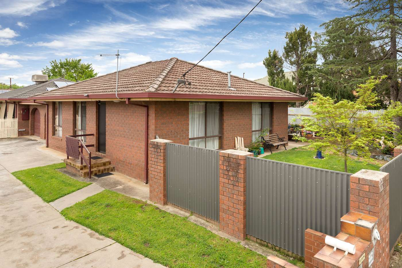 Main view of Homely townhouse listing, 1/93 Lawrence Street, Wodonga VIC 3690