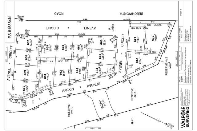 LOT 664 Avenel Circuit, Wodonga VIC 3690