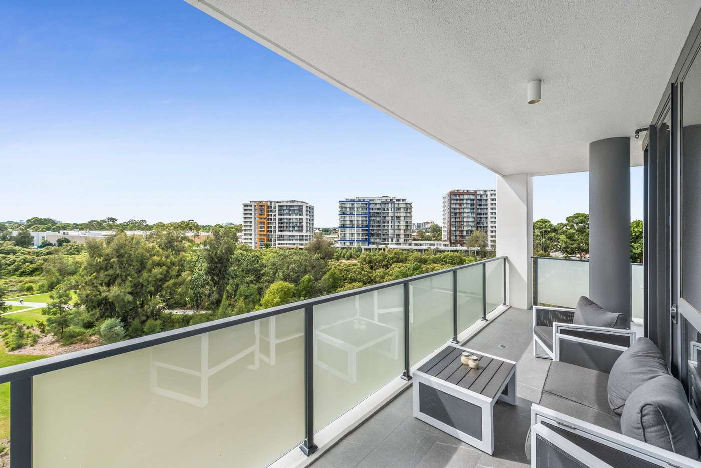 Fifth view of Homely apartment listing, 506/2H Morton Street, Parramatta NSW 2150