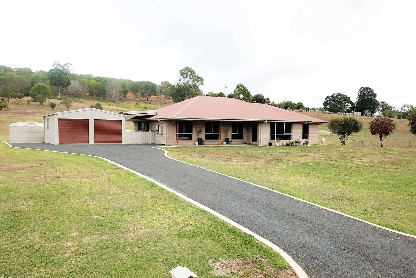Main view of Homely house listing, 31 Atc Hall Road, Apple Tree Creek QLD 4660