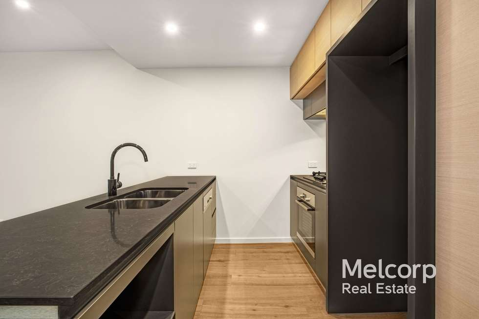 Third view of Homely apartment listing, 207/68 Leveson Street, North Melbourne VIC 3051
