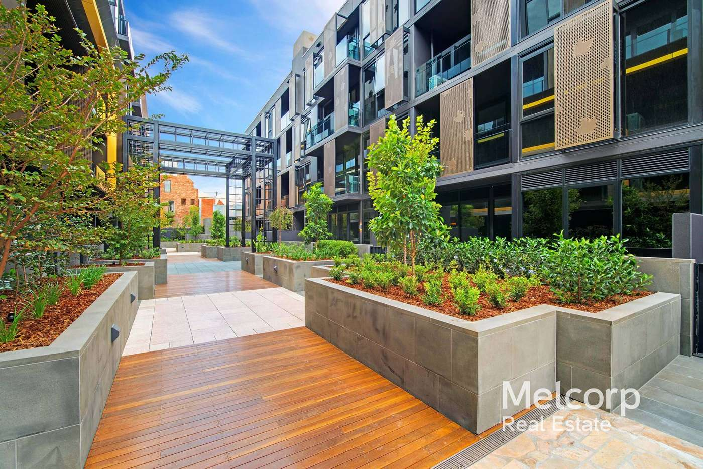 Sixth view of Homely apartment listing, 207/68 Leveson Street, North Melbourne VIC 3051