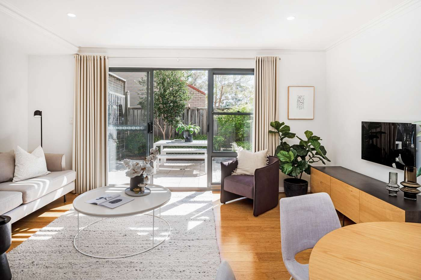 Main view of Homely townhouse listing, 13/16-22 Lyall Street, Leichhardt NSW 2040
