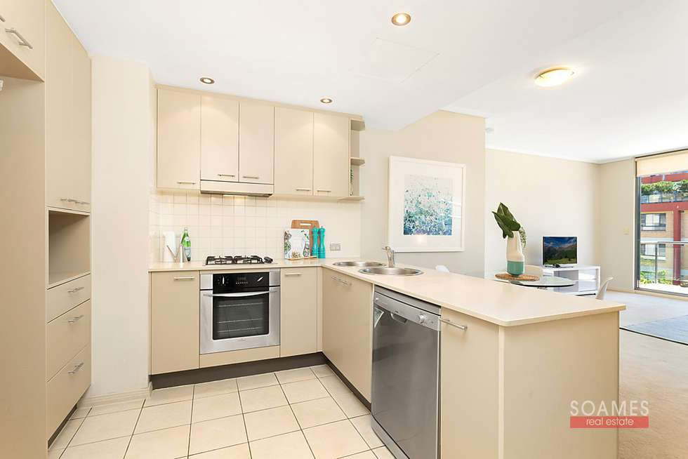 Third view of Homely apartment listing, 610/39-47 Orara Street, Waitara NSW 2077