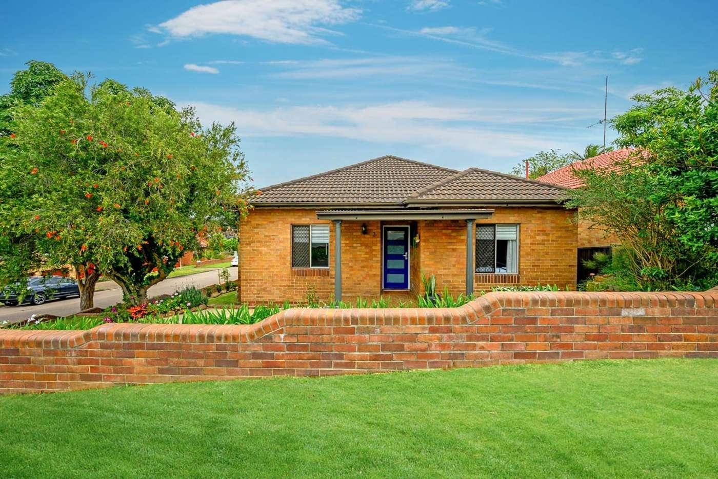 Main view of Homely house listing, 3 Delando Street, Waratah NSW 2298