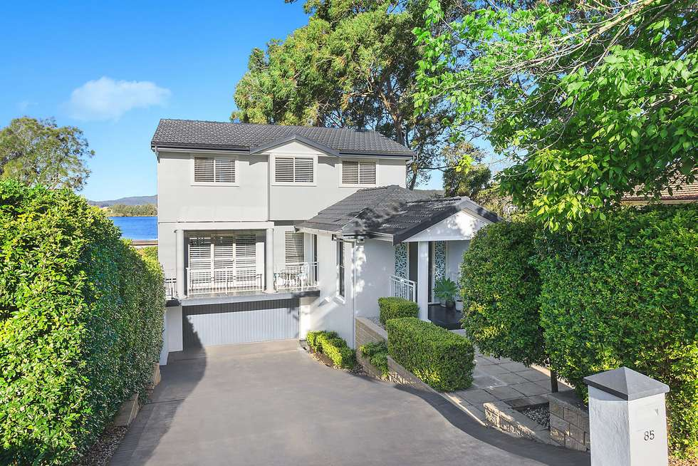 Second view of Homely house listing, 85 Albany Street, Point Frederick NSW 2250