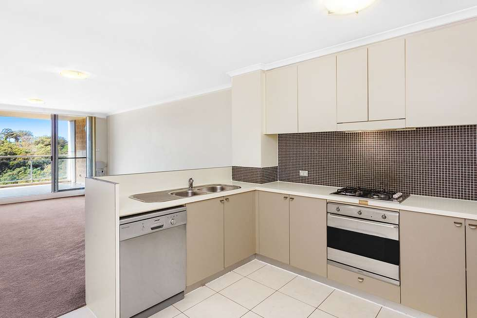 Third view of Homely apartment listing, Level 7/274/80 John Whiteway Drive, Gosford NSW 2250