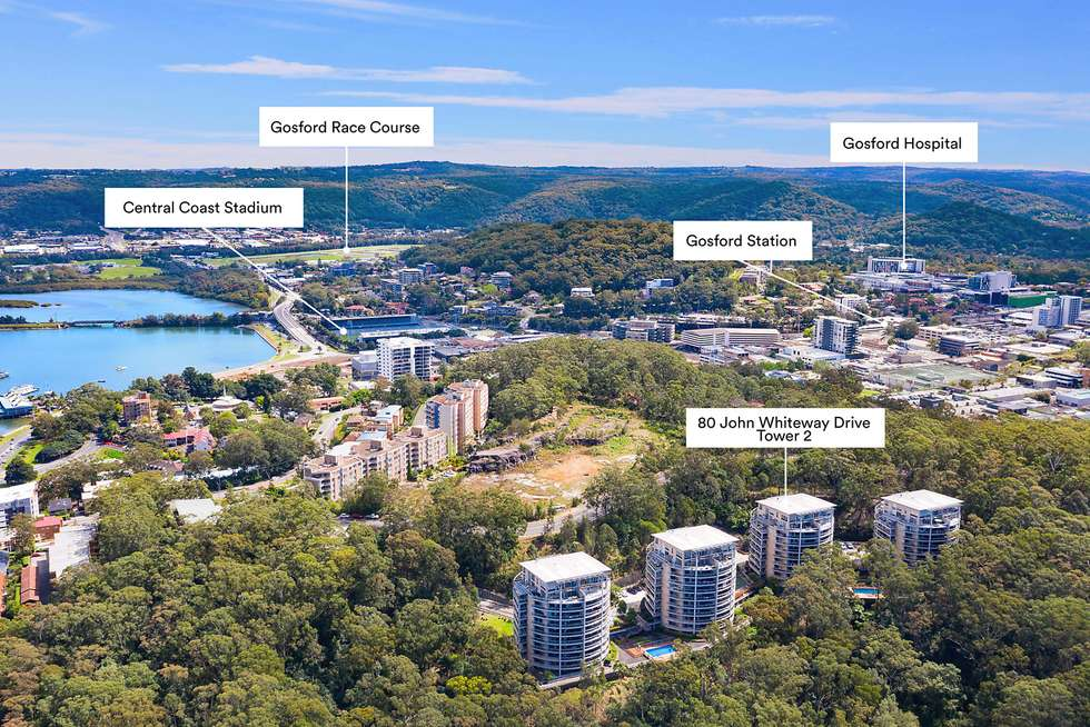 Fourth view of Homely apartment listing, Level 7/274/80 John Whiteway Drive, Gosford NSW 2250