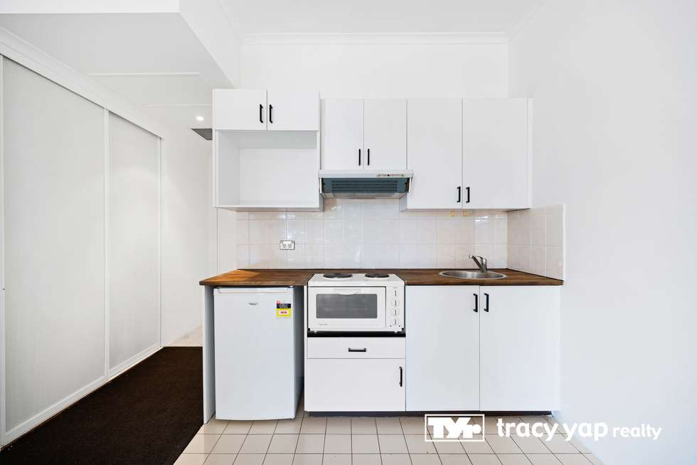 Second view of Homely studio listing, 60/75-79 Jersey Street North, Hornsby NSW 2077
