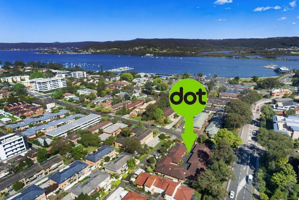 Second view of Homely villa listing, 2/207 Albany Street, Point Frederick NSW 2250