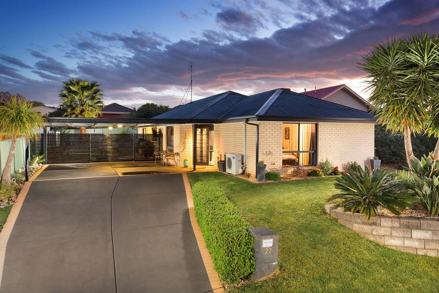 Main view of Homely house listing, 22 Samantha Terrace, Wodonga VIC 3690